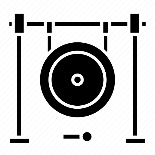 gong, instruments, rhythms, songs, tonesinstruments icon