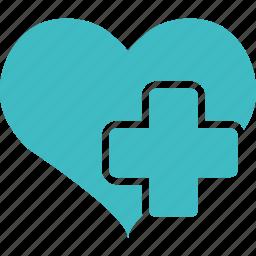 care, health, health care, heart, medical icon