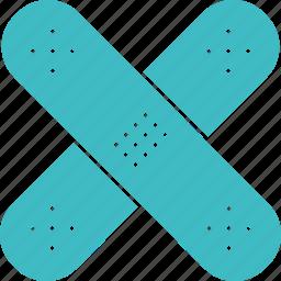bandage, care, health, medical icon