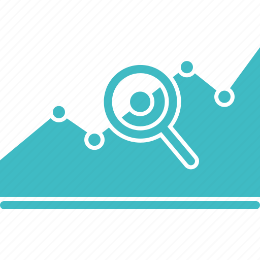 analytics, evaluation, graph, grow, report, statistics, tracking icon
