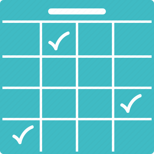 appointment, calendar, check, event, schedule, your plan icon