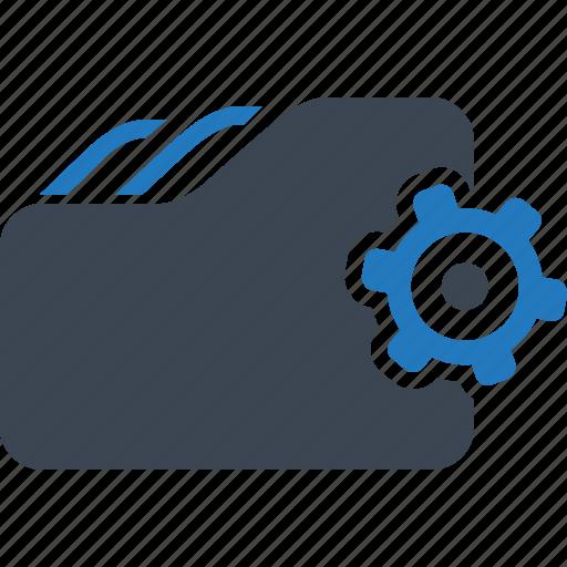 automation, documentation, folder, setting icon