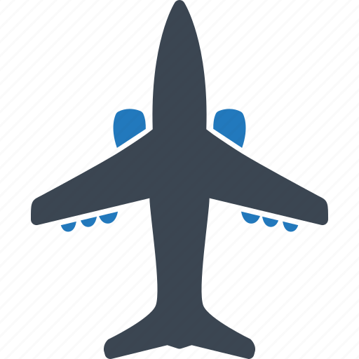 airplane, aviation, flight, mobility, tourism, travel, vacation icon