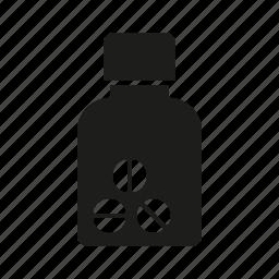 bottle, drug, health care, medicine, pharmacy, pills, prescription icon