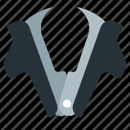 anti stapler, office, tool, tools icon