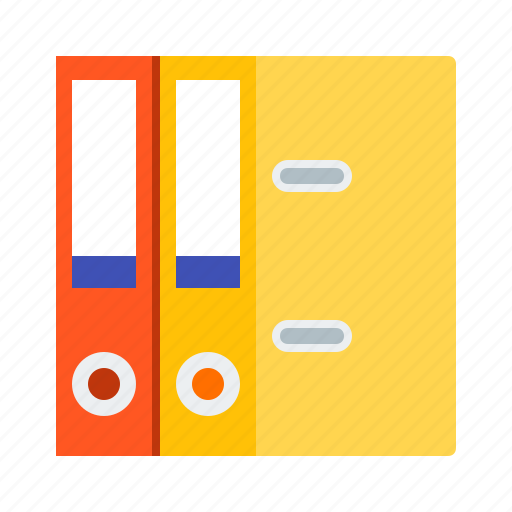 data, files, folder, office, paper icon