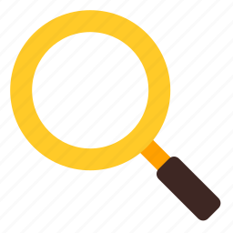 loupe, magnify, office, search, tool icon