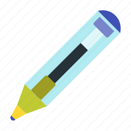 office, pen, tool, write icon