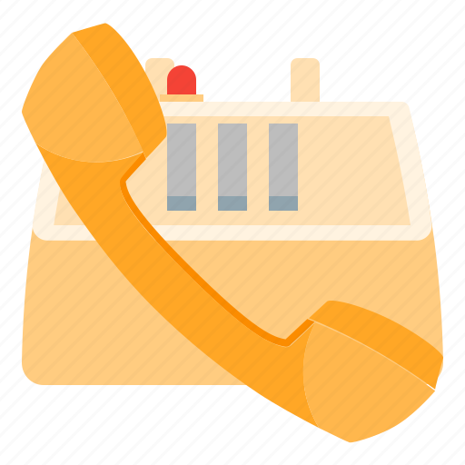 Office, phone, communication, telephone icon - Download on Iconfinder