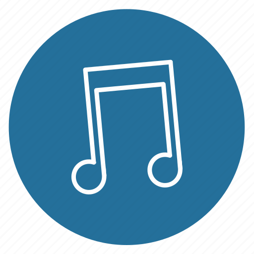 melody, multimedia, music, musical, song, sound, tune icon