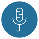 equipment, microphone, multimedia, music, recording, sound, transmitter icon