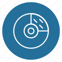 audio, disk, music, play, player, recording, song icon