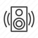box, music, sound icon