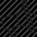 music, notification, sound, tuning icon