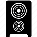 acoustic, noise, sound, volume icon