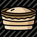 basket, bread, rest, sourdough icon
