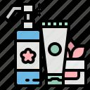 care, cream, skin, spa, treatment icon