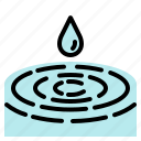 drop, rain, raindrop, teardrop, water