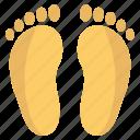 body part, feet, human body, human feet, human organ, podiatry icon