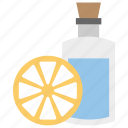 aroma essential, aroma products, ecospray, lemon product, spa essential, spray bottle icon