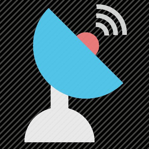 Communication, media, network, sattelite, telecommunication, wireless icon - Download on Iconfinder
