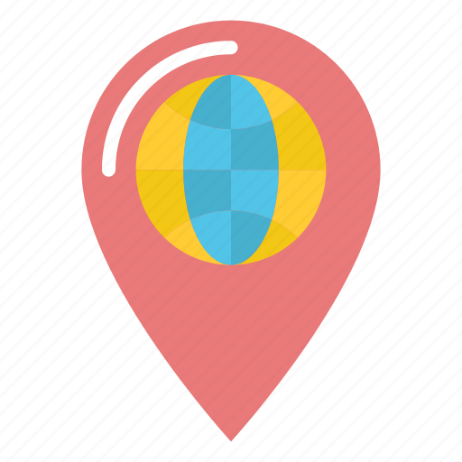 Location, locator, map, marker, pin, pointer icon - Download on Iconfinder