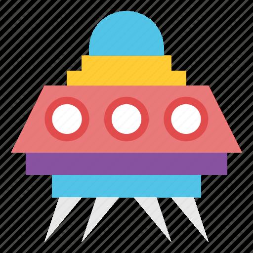 Saucer, ship, spacecraft, spaceship, ufo icon - Download on Iconfinder