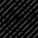 model, orbit, space icon