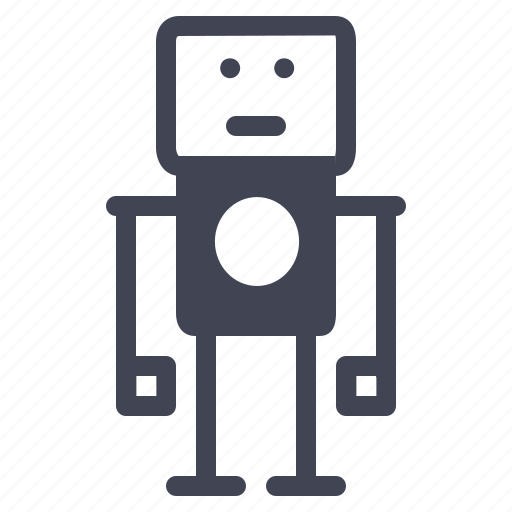 android, device, robot, space, technology icon
