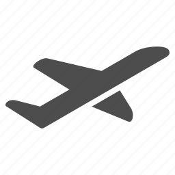 aircraft, airplane, airport, aviation, flight, transport, transportation icon