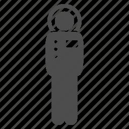 astronaut, cosmonaut, jetpack, nasa, pilot, space suit, spaceman icon
