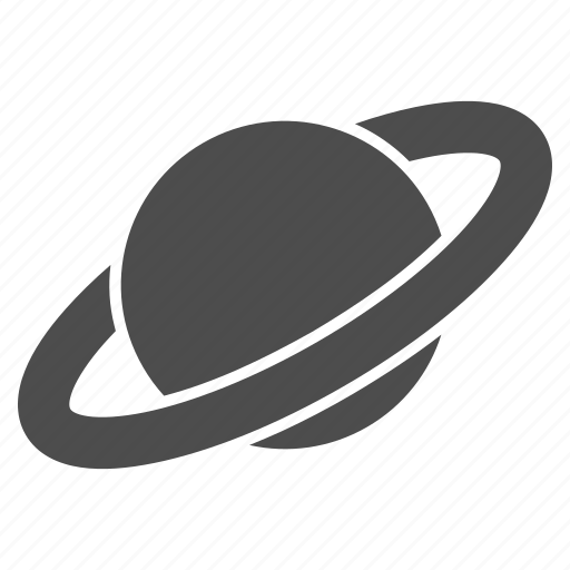 astrology, astronomy, planet system, saturn, science, space exploration, universe icon