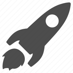 business startup, rocket launch, rocketship, science, space ship, spacecraft, spaceship icon