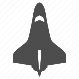 rocket science, shuttle, space ship, space shuttle, spaceship, star trek, technology icon