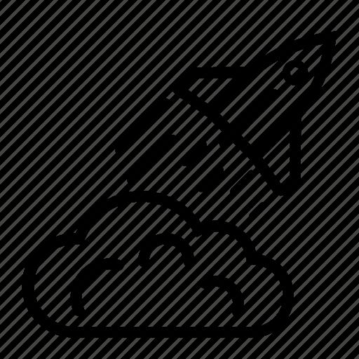 nasa, shuttle, space, space shuttle icon
