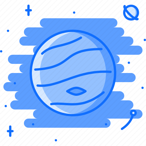 astronomy, discovery, jupiter, planet, space, star icon