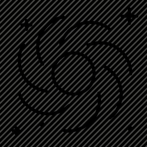Cosmos, galaxy, space, star, universe icon - Download on Iconfinder