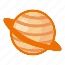 planet, astronomy, space, science, saturn