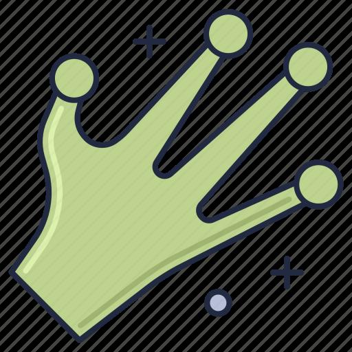 Alien, hand, alien hand, et icon - Download on Iconfinder
