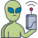 alien, alien communication, alien detector, alien tech, alien technology, tech