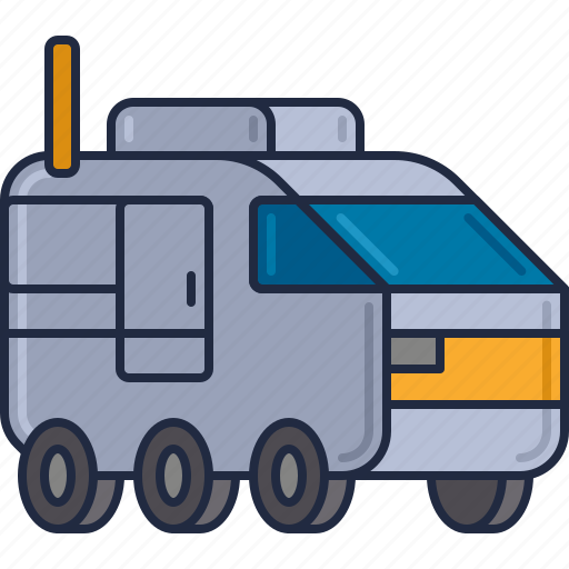 Colony, transport, space car, space van icon - Download on Iconfinder