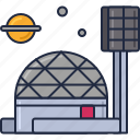 dome, civilization, habitat, habitat dome, life dome planet base, space