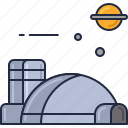 habitat, martian, dome