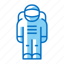 astronaut, cosmonaut, space, spaceman icon
