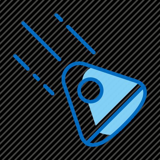 capsule, space, spacecraft, spaceship icon