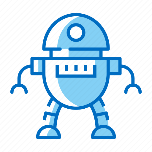 Android, droid, robot, space icon - Download on Iconfinder