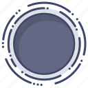 blackhole, space, universe icon