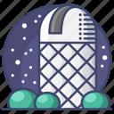 astronomy, observatory, planetarium icon