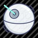 death, star, starwars icon