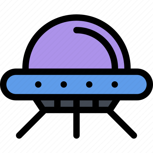 Astronaut, flying, future, planet, saucer, science, space icon - Download on Iconfinder
